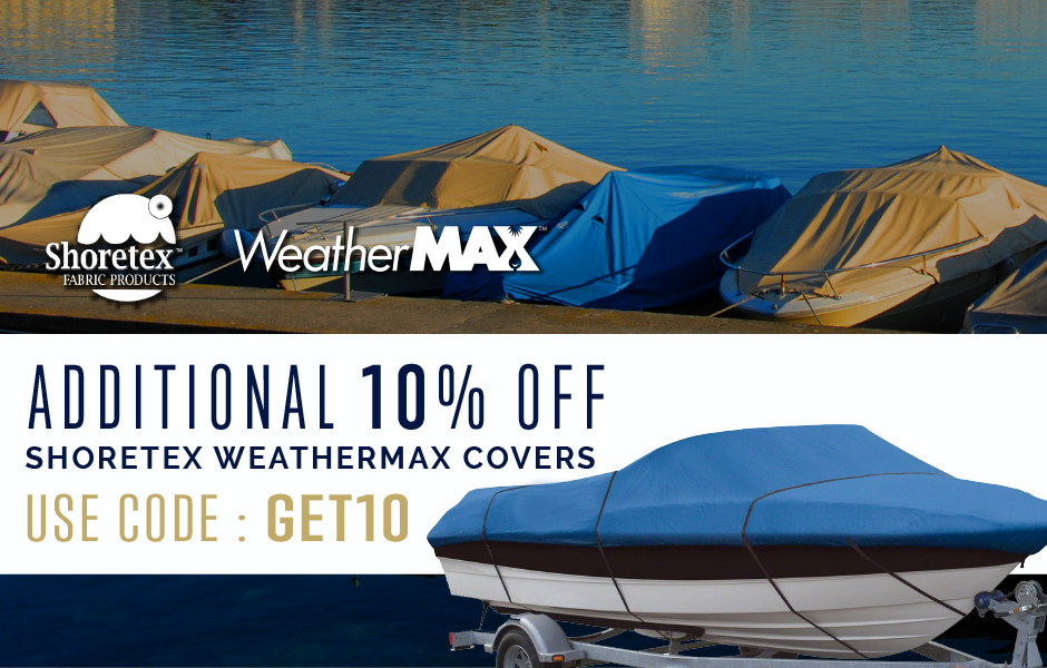 Shoretex WeatherMax Code GET10