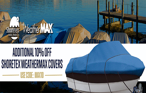 Shoretex WeatherMax Code MAX10