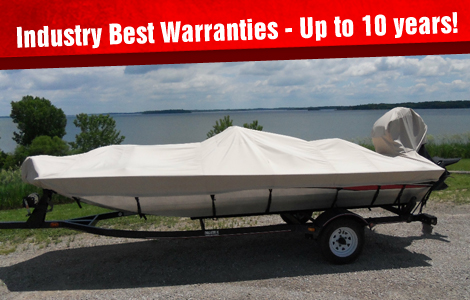 Industry Best Warranties