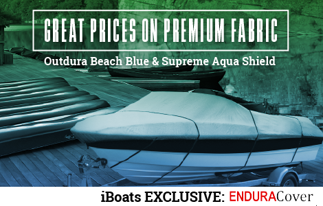 Endura Beach Blue Outdura