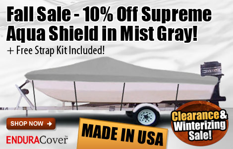 Save 10% on Supreme Aqua Shield in Mist Gray