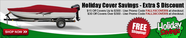 Holiday Cover Savings - Extra $15 or $30 Off!