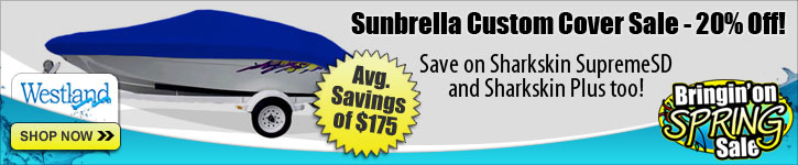Save 20% Off Sunbrella Custom