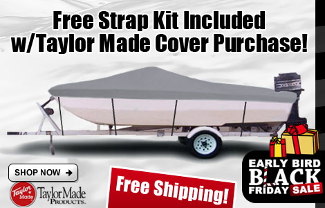 Free Strap Kit w/Cover Purchase