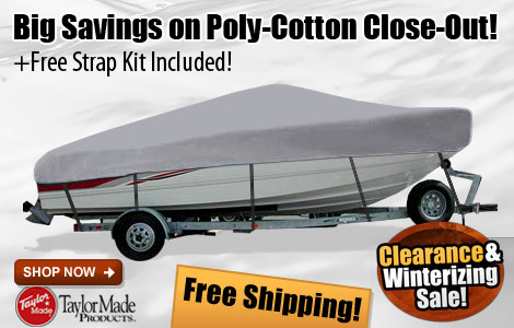 Poly-Cotton Close-Out